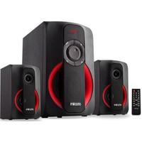 Mikado Md-1412 2+1 Siyah Usb+Sd+Fm Destekli Multimedia Speaker