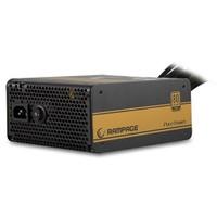 Everest Rampage ETX-750-1 750W 80 Plus Gold Aktif PFC 12cm Fan Gaming Power Supply