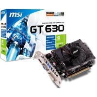 MSI Nvidia GeForce GT 630 4GB 128Bit DDR3 (DX11) PCI-E 2.0 Ekran Kartı (N630GT-MD4GD3)