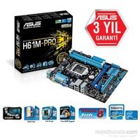 Asus H61M-PRO Intel H61(B3) 2200MHz(OC) DDR3 Soket LGA1155 mATX Anakart