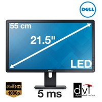 "Dell E2214H 21.5"" 5ms (Analog+DVI) Full HD Led Monitör"