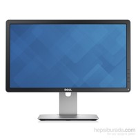 "Dell P2014H 19.5"" 8ms (Analog+DVI+Display+USB) IPS Led Monitör"