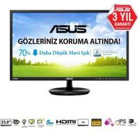 "Asus VN248HA 23,8"" 5ms (Analog+HDMI) Full HD IPS Led Monitör"