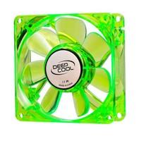Deep Cool XFAN 80UG/B Yeşil Mavi Ledli 80mm Kasa Fanı