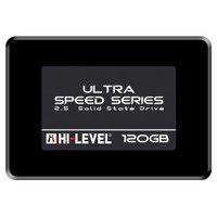 "Hi-Level Ultra 120GB 550MB-530MB/s 2,5"" Sata3 SSD HLV-SSD30ULT/120G + Aparat"