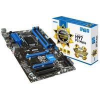 MSI H97 PC MATE Intel H97 1600MHz DDR3 LGA1150 ATX Anakart