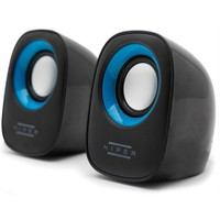 Hiper MS-20S 1+1 Multimedya USB Siyah Speaker