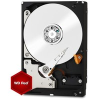 WD Red 6TB Intellipower Sata 3.0 64Mb 3,5' 1-8 yuva NAS Sabit Disk (WD60EFRX)