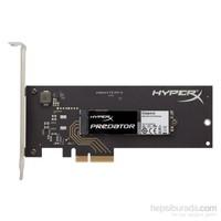 Kingston HyperX Predator 240GB 1400MB-600MB/s (HHHL) Gen2 X4 PCIe SSD (SHPM2280P2H/240G)
