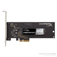 Kingston HyperX Predator 480GB 1400MB-1000MB/s (HHHL) Gen2 X4 PCIe SSD (SHPM2280P2H/480G)