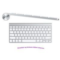 Apple Kablosuz Türkçe F Klavye Mc184tu-B