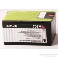 Lexmark Cs310-Cs410 (70C80m0) 1.000Syf.Kırm. Toner