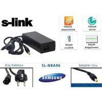 S-Link Sl-Nba96 60W 16V 3.75A 7.4*5.0 Samsung Notebook Standart Adaptör