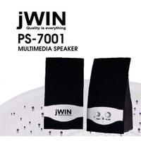 Jwın Ps-7001 2.0 Speaker