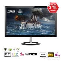 "Asus VX238H 23"" 1ms (Analog+Dvi+HDMI) Full HD LED Monitör"