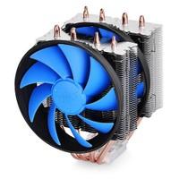 Deep Cool Frostwin v2.0 Intel ve AMD 120x25 mm (2 adet) Fan İşlemci Soğutusucu