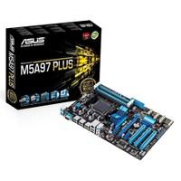 Asus M5A97-PLUS AMD 970/SB950 2133(OC) DDR3 Soket AM3+ ATX Anakart