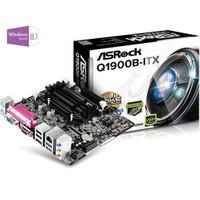Asrock Q1900B-ITX Intel J1900 1333MHz DDR3 Tümleşik İşlemcili mini-ITX Anakart (ASRQ1900B-ITX)