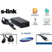 S-Link Sl-Nba92 90W 19V 4.22A 5.5*2.5 Samsung Notebook Standart Adaptör