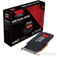 AMD FirePro W7100 8GB 256Bit GDDR5 (DX12) PCI-E 3.0 Profesyonel Ekran Kartı (SPAMDFPROW7100)