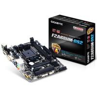 Gigabyte GA-F2A68HM-DS2 Amd A68H 2400MHz(OC) DDR3 Soket FM2+ mATX Anakart