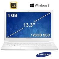"Samsung ATIV Book 9 Lite NP905S3G-K02TR Quad Core 1.4GHz 4GB 128GB SSD 13.3"" Taşınabilir Bilgisayar"