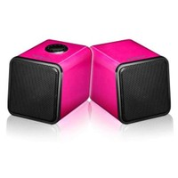 Goldmaster S-9 Speaker Pembe