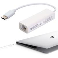 CoverZone Type C To Ethernet Dönüştürücü Kablo