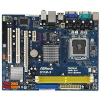 Asrock G31M-S Intel G31/ICH7 DDR2 800MHz Soket 775 Anakart