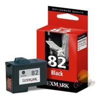 Lexmark 82 Siyah Kartuş 018L0032E