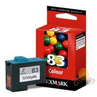 Lexmark 83 Renkli Kartuş 018LX042E