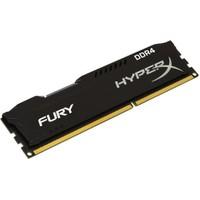 Kingston HyperX Fury Black 4GB 2400MHz DDR4 Ram (HX424C15FB/4)