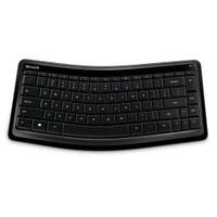 Microsoft Sculpt Mobile Q Multimedia Bluetooth Siyah Klavye (T9T-00016)