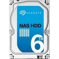 """Seagate NAS 6TB 3.5"""" 7200RPM Sata 3.0 128MB 7/24 NAS Disk ST6000VN0021"""