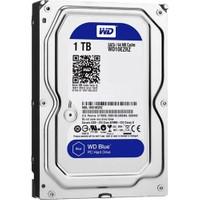 """Wd Blue 3.5"""" Sata 6Gb-S 1Tb 64Mb Int.Hdd"""