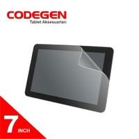 """Codegen 7"""" Tablet Ekran Koruyucu (CTC-016)"""