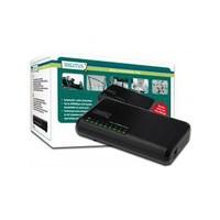 Digitus Unmanaged 8 Pport 10/100Base-T Fast Ethernet Switch, Masaüstü Tipi DN-50022