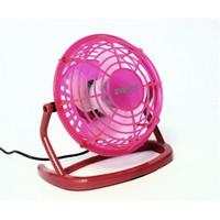 Everest EFN-488 Kırmızı Plastik USB Fan