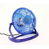 Everest EFN-488 Mavi Plastik USB Fan