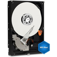 """WD Blue 500GB 7200RPM Sata 3.0 16Mb 3,5"""" Sabit Disk (WD5000AAKX) İthalatçı Garantili"""
