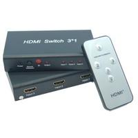 M-Tech 301 - 3x1 Port 3D Destekli HDMI Switch 3D Destekli
