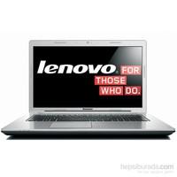 """Lenovo Z710 Intel Core i7 4710MQ 2.5GHz / 3.5GHz 8GB 1TB (8GB SSHD) 17.3"""" Taşınabilir Bilgisayar 59-434042"""