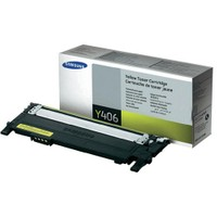 Samsung CLT-Y406S 1000 Sayfa Kapasiteli Sarı Toner
