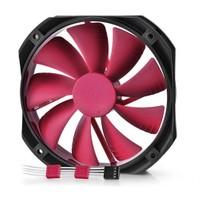 Deep Cool GF140 140mm Kırmızı Kasa Fanı