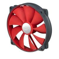 Deep Cool UF140R 140mm Kırmızı Kasa Fanı
