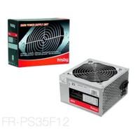 Frisby 350W 20+4pin/2xSATA, 12 CM Fan Power Supply (FR-PS35F12)