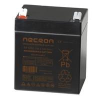 Necron 12V 5Ah Bakımsız Kuru Akü NEC1205