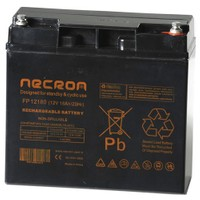 Necron 12V 18Ah Bakımsız Kuru Akü NEC1218