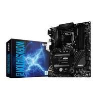 MSI C236A WORKSTATION Intel C236 Xeon E3-1200 V5 2133MHz DDR4 Soket 1151 ATX Anakart