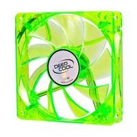 Deep Cool XFAN 120UG/B Yeşil Mavi Ledli 120mm Kasa Fanı